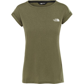 The North Face Tanken Tank Women four leaf clover dark heather